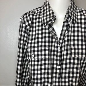 Lauren Ralph Lauren Button Down Shirt Size M